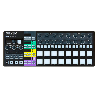 Arturia BeatStep Pro Black + CV/Gate cable kit