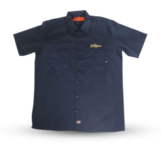 Zildjian Dickies Work Shirt - Medium
