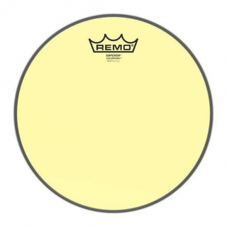 "Remo 12"" Emperor Colortone Yellow"