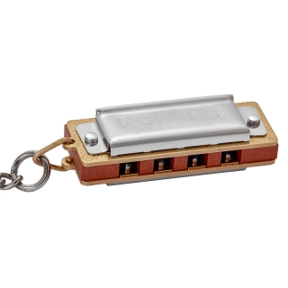 Hohner Little Lady Keychain