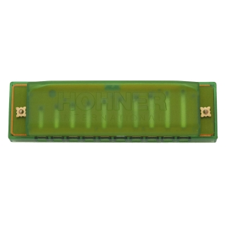 Hohner Happy Harp Green