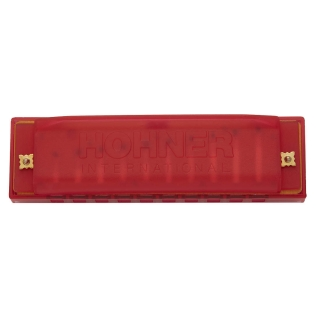 Hohner Happy Harp Red