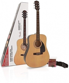 Fender FA-115 Dreadnought Pack WN V2 Natural