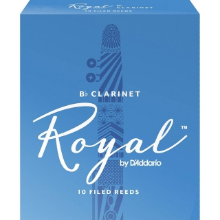Rico Royal 1.5 Bb clarinet